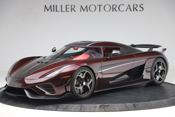 Used 2019 Koenigsegg Regera for sale Call for price at Pagani of Greenwich in Greenwich CT 06830 2