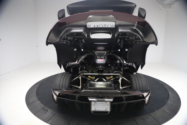 Used 2019 Koenigsegg Regera for sale Call for price at Pagani of Greenwich in Greenwich CT 06830 21