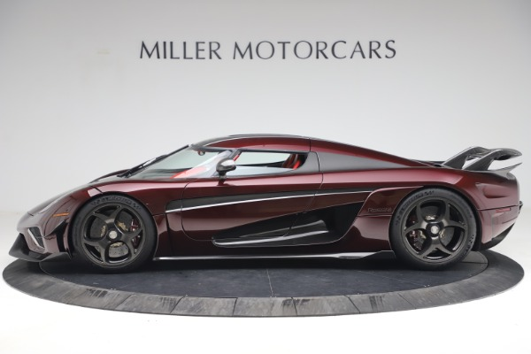 Used 2019 Koenigsegg Regera for sale Call for price at Pagani of Greenwich in Greenwich CT 06830 3