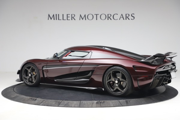 Used 2019 Koenigsegg Regera for sale Call for price at Pagani of Greenwich in Greenwich CT 06830 4