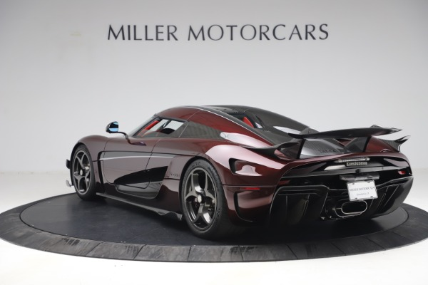 Used 2019 Koenigsegg Regera for sale Call for price at Pagani of Greenwich in Greenwich CT 06830 5