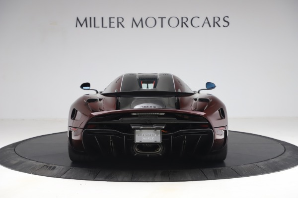 Used 2019 Koenigsegg Regera for sale Call for price at Pagani of Greenwich in Greenwich CT 06830 6