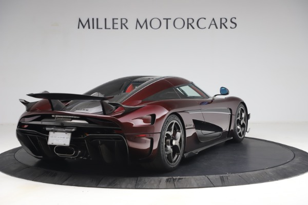 Used 2019 Koenigsegg Regera for sale Call for price at Pagani of Greenwich in Greenwich CT 06830 7