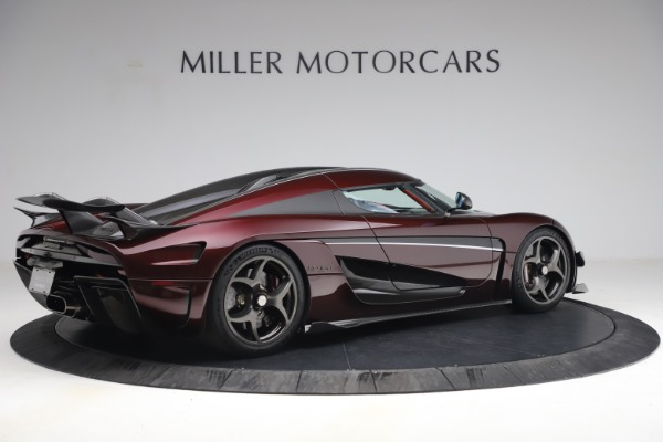 Used 2019 Koenigsegg Regera for sale Call for price at Pagani of Greenwich in Greenwich CT 06830 8