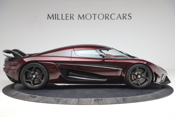Used 2019 Koenigsegg Regera for sale Call for price at Pagani of Greenwich in Greenwich CT 06830 9