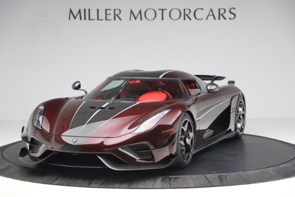 Used 2019 Koenigsegg Regera for sale Call for price at Pagani of Greenwich in Greenwich CT 06830 1