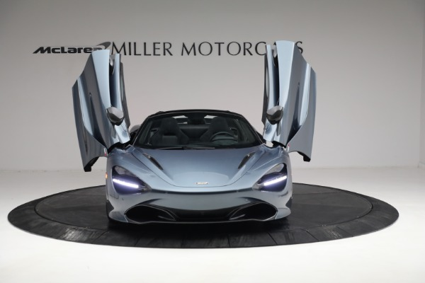 Used 2020 McLaren 720S Spider for sale $334,900 at Pagani of Greenwich in Greenwich CT 06830 13