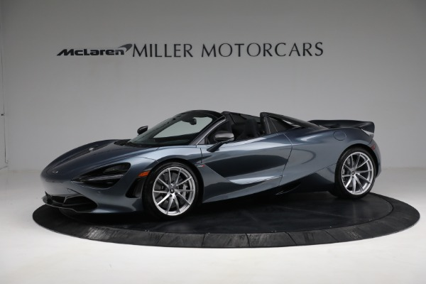 Used 2020 McLaren 720S Spider for sale $334,900 at Pagani of Greenwich in Greenwich CT 06830 2