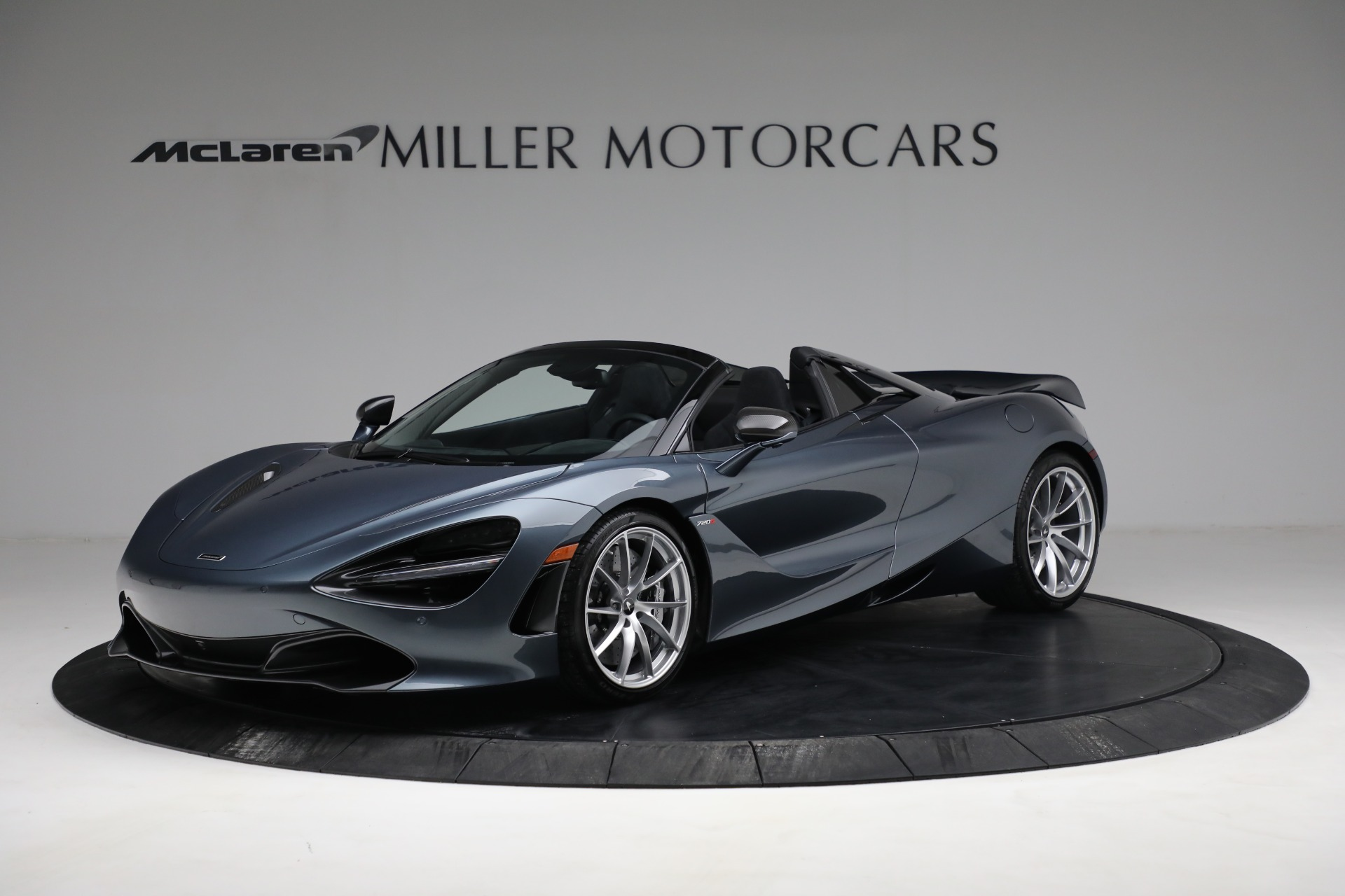Used 2020 McLaren 720S Spider for sale $334,900 at Pagani of Greenwich in Greenwich CT 06830 1