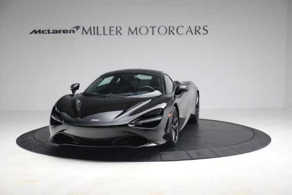 New 2021 McLaren 720S Performance for sale $344,500 at Pagani of Greenwich in Greenwich CT 06830 14