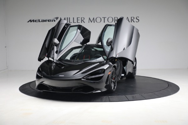 New 2021 McLaren 720S Performance for sale $344,500 at Pagani of Greenwich in Greenwich CT 06830 15