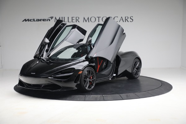 New 2021 McLaren 720S Performance for sale $344,500 at Pagani of Greenwich in Greenwich CT 06830 16