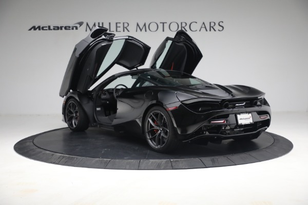 New 2021 McLaren 720S Performance for sale $344,500 at Pagani of Greenwich in Greenwich CT 06830 20