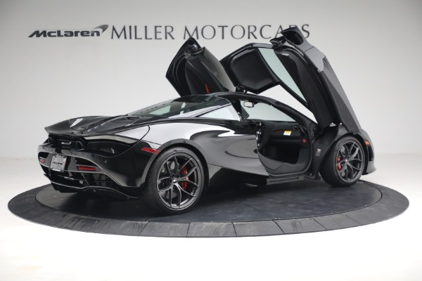 New 2021 McLaren 720S Performance for sale $344,500 at Pagani of Greenwich in Greenwich CT 06830 23
