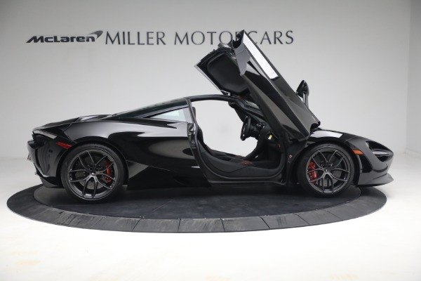 New 2021 McLaren 720S Performance for sale $344,500 at Pagani of Greenwich in Greenwich CT 06830 24