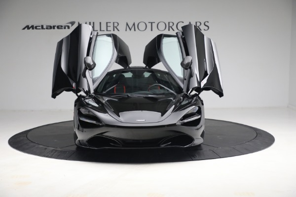 New 2021 McLaren 720S Performance for sale $344,500 at Pagani of Greenwich in Greenwich CT 06830 27
