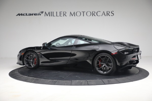 New 2021 McLaren 720S Performance for sale $344,500 at Pagani of Greenwich in Greenwich CT 06830 4