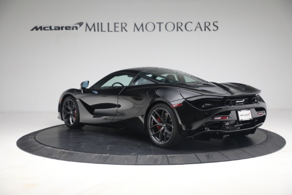 New 2021 McLaren 720S Performance for sale $344,500 at Pagani of Greenwich in Greenwich CT 06830 5