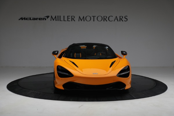 New 2021 McLaren 720S Spider for sale $378,110 at Pagani of Greenwich in Greenwich CT 06830 12