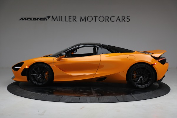 New 2021 McLaren 720S Spider for sale $378,110 at Pagani of Greenwich in Greenwich CT 06830 16