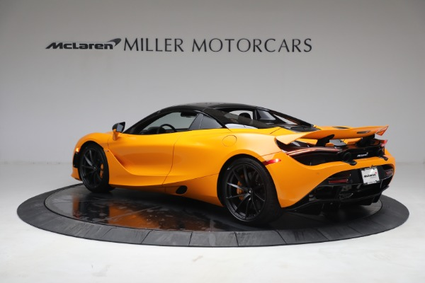 New 2021 McLaren 720S Spider for sale $378,110 at Pagani of Greenwich in Greenwich CT 06830 17