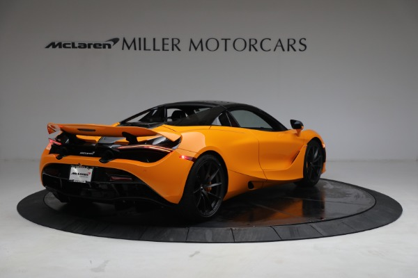 New 2021 McLaren 720S Spider for sale $378,110 at Pagani of Greenwich in Greenwich CT 06830 19