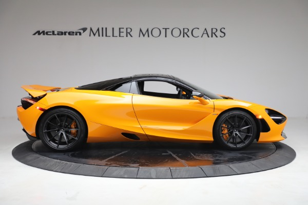 New 2021 McLaren 720S Spider for sale $378,110 at Pagani of Greenwich in Greenwich CT 06830 20