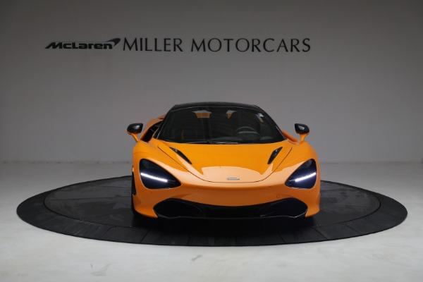 New 2021 McLaren 720S Spider for sale $378,110 at Pagani of Greenwich in Greenwich CT 06830 22