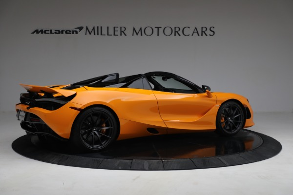 New 2021 McLaren 720S Spider for sale $378,110 at Pagani of Greenwich in Greenwich CT 06830 8