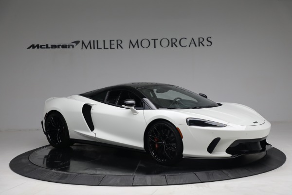 New 2021 McLaren GT Luxe for sale $217,205 at Pagani of Greenwich in Greenwich CT 06830 10