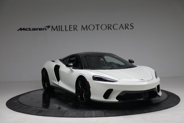 New 2021 McLaren GT Luxe for sale $217,205 at Pagani of Greenwich in Greenwich CT 06830 11