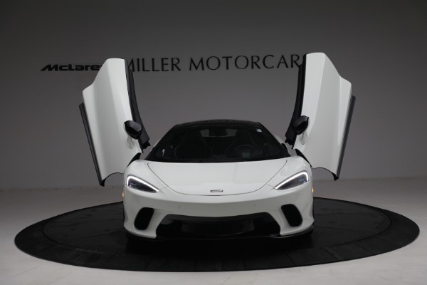 New 2021 McLaren GT Luxe for sale $217,205 at Pagani of Greenwich in Greenwich CT 06830 13