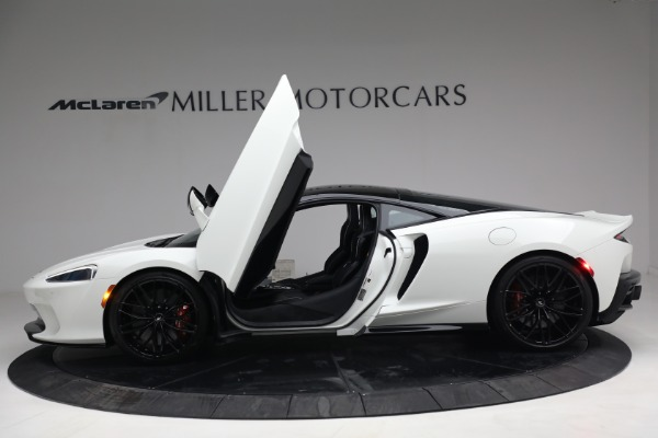 New 2021 McLaren GT Luxe for sale $217,205 at Pagani of Greenwich in Greenwich CT 06830 15