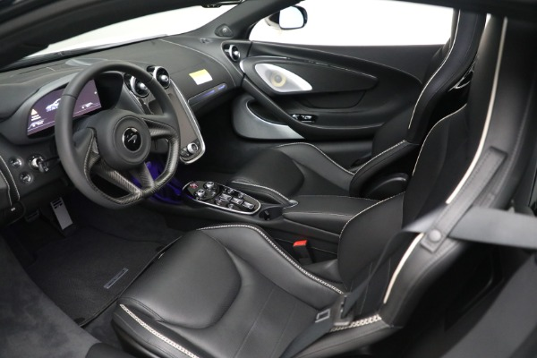 New 2021 McLaren GT Luxe for sale $217,205 at Pagani of Greenwich in Greenwich CT 06830 17
