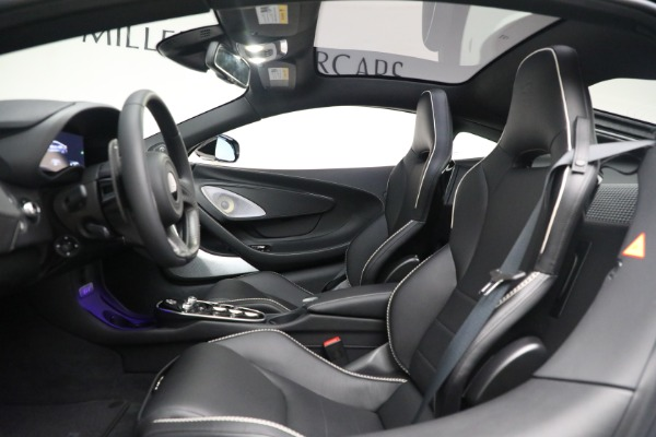 New 2021 McLaren GT Luxe for sale $217,205 at Pagani of Greenwich in Greenwich CT 06830 18