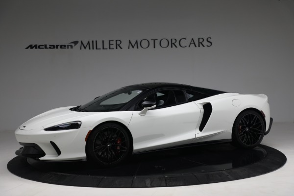 New 2021 McLaren GT Luxe for sale $217,205 at Pagani of Greenwich in Greenwich CT 06830 2