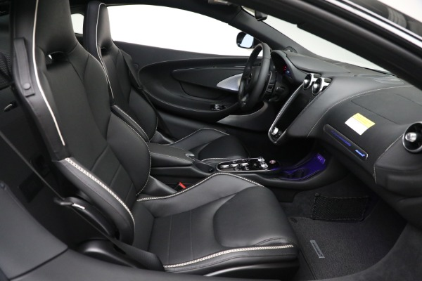 New 2021 McLaren GT Luxe for sale $217,205 at Pagani of Greenwich in Greenwich CT 06830 22