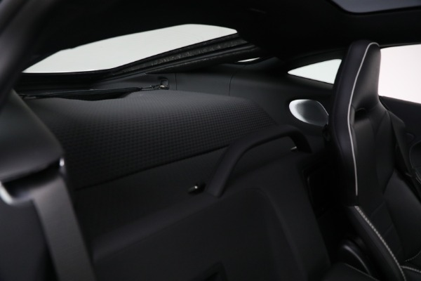 New 2021 McLaren GT Luxe for sale $217,205 at Pagani of Greenwich in Greenwich CT 06830 24