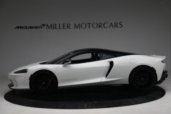 New 2021 McLaren GT Luxe for sale $217,205 at Pagani of Greenwich in Greenwich CT 06830 3