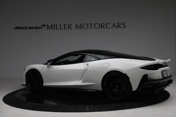 New 2021 McLaren GT Luxe for sale $217,205 at Pagani of Greenwich in Greenwich CT 06830 4