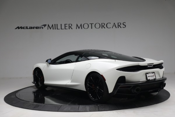 New 2021 McLaren GT Luxe for sale $217,205 at Pagani of Greenwich in Greenwich CT 06830 5