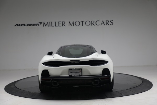 New 2021 McLaren GT Luxe for sale $217,205 at Pagani of Greenwich in Greenwich CT 06830 6