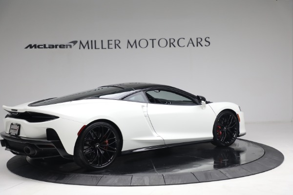 New 2021 McLaren GT Luxe for sale $217,205 at Pagani of Greenwich in Greenwich CT 06830 8