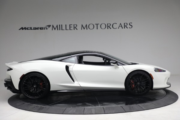 New 2021 McLaren GT Luxe for sale $217,205 at Pagani of Greenwich in Greenwich CT 06830 9