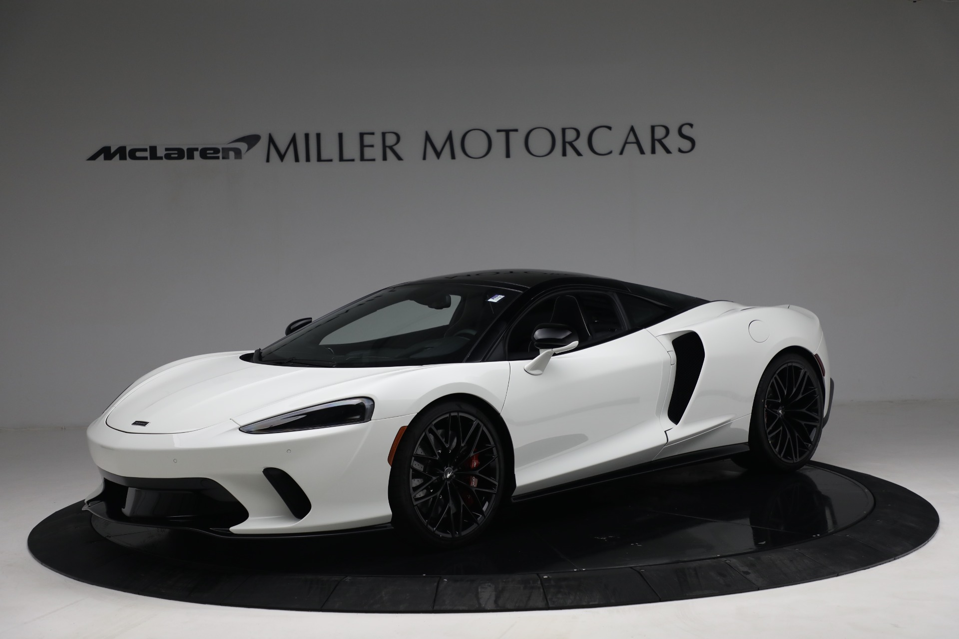 New 2021 McLaren GT Luxe for sale $217,205 at Pagani of Greenwich in Greenwich CT 06830 1