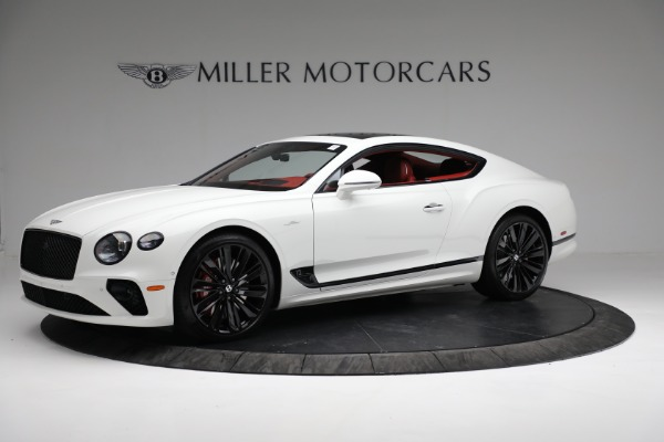 New 2022 Bentley Continental GT Speed for sale Call for price at Pagani of Greenwich in Greenwich CT 06830 2