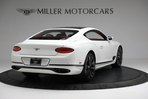 New 2022 Bentley Continental GT Speed for sale Call for price at Pagani of Greenwich in Greenwich CT 06830 8