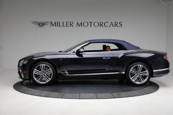 New 2021 Bentley Continental GT V8 for sale Call for price at Pagani of Greenwich in Greenwich CT 06830 15