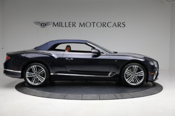 New 2021 Bentley Continental GT V8 for sale Call for price at Pagani of Greenwich in Greenwich CT 06830 19