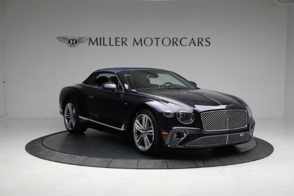 New 2021 Bentley Continental GT V8 for sale Call for price at Pagani of Greenwich in Greenwich CT 06830 20
